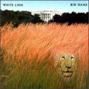 White Lion - Big Game cover art