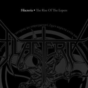 Filacteria - The Rise of Lepers cover art