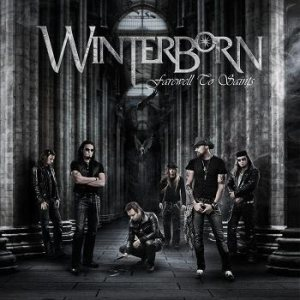 Winterborn - Farewell to Saints cover art