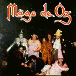 Mago De Oz - Mago De Oz cover art