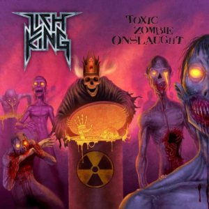 Lich King - Toxic Zombie Onslaught cover art