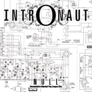 Intronaut - Demonstration Extended Play Compact Disc cover art