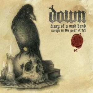 Down - Diary of a Mad Band cover art