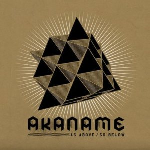 Akaname - As Above / So Below cover art