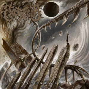 Excrecor - Synchronicity cover art