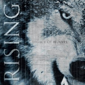 Rising - Legacy of Wolves cover art