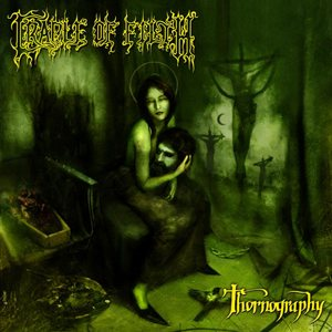 Cradle of Filth - Thornography cover art