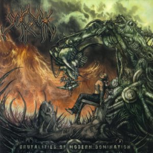 Gorezone - Brutalities of Modern Domination cover art