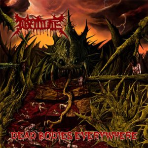 Septicaemia - Dead Bodies Everywhere cover art