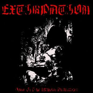 Extirpation - Voice of the Unholy Archangel cover art