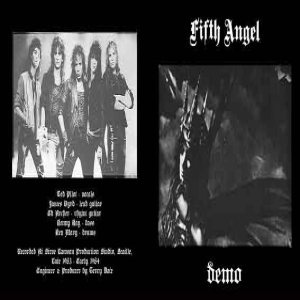 Fifth Angel - 1985 Demo cover art