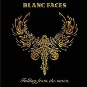 Blanc Faces - Falling From the Moon cover art