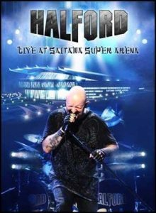 Halford - Live At Saitama Super Arena cover art
