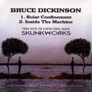 Bruce Dickinson - Solar Confinement cover art