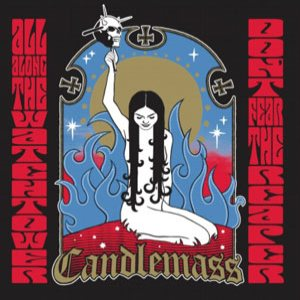 Candlemass - Don't Fear the Reaper cover art