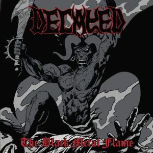 Decayed - The Black Metal Flame cover art