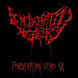 Incinerated Flesh - Zombification cover art