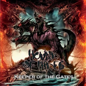 Hound Of Hades - Keeper of the Gates cover art