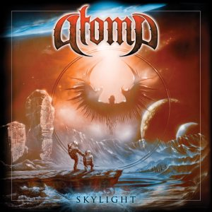 Atoma - Skylight cover art
