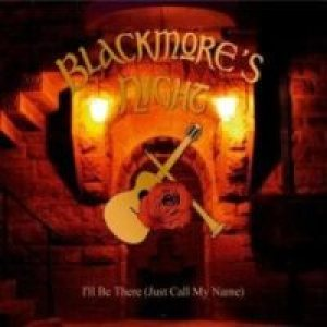 Blackmore's Night - I'll Be There cover art