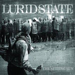 Lurid State - The Setting Sun cover art