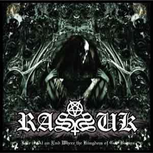 Rassuk - Life Is at an End Where the Kingdom of God Begins cover art
