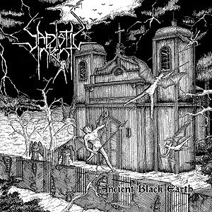 Sadistic Intent - Ancient Black Earth cover art