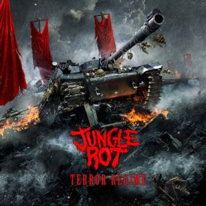 Jungle Rot - Terror Regime (2013)