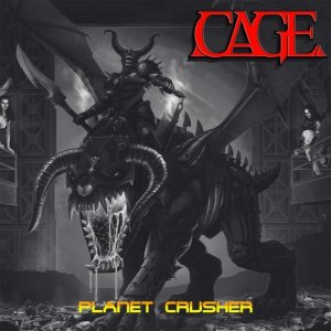 Cage - Planet Crusher cover art