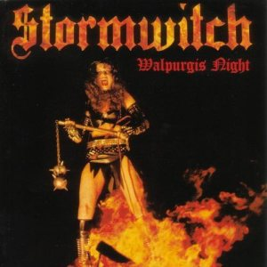 Stormwitch - Walpurgis Night cover art