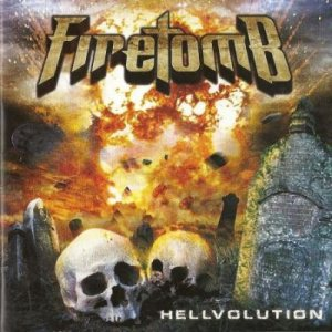 Firetomb - Hellvolution cover art