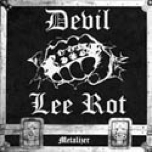 Devil Lee Rot - Metalizer cover art