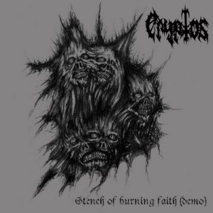 Cryptos - Stench of Burning Faith cover art