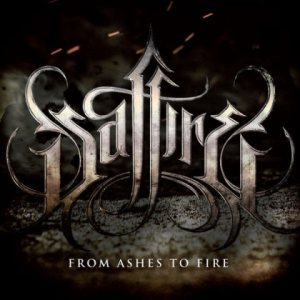 Saffire - From Ashes to Fire cover art