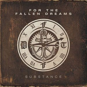 For the Fallen Dreams - Substance cover art