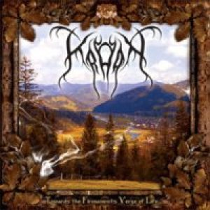 Kroda - Towards the Firmaments Verge of Life... cover art