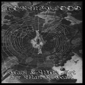 Wormsblood - Black & White Art for Man & Beast cover art
