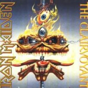 Iron Maiden - The Clairvoyant cover art