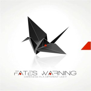 Fates Warning - Darkness in a Different Light cover art