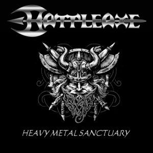 Battleaxe - Heavy Metal Sanctuary cover art