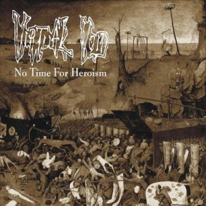 Virtual Void - No Time for Heroism cover art