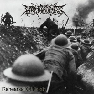 Grindboroks - Rehearsal of Death cover art
