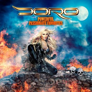 Doro - Powerful Passionate Favorites cover art