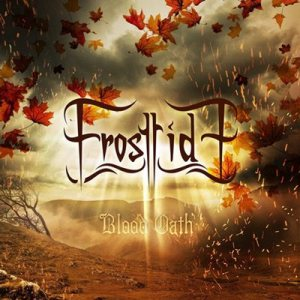 Frosttide - Blood Oath cover art