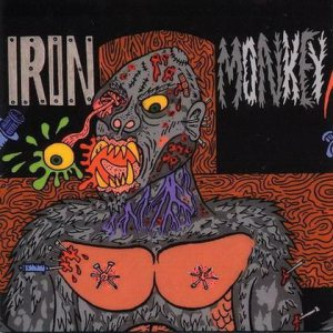 Iron Monkey - Our Problem cover art