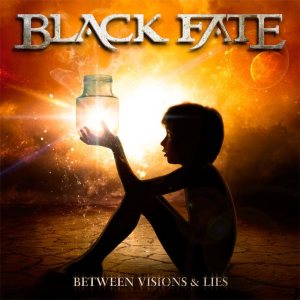 Black Fate - Between Visions & Lies cover art