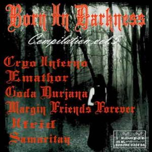 Goda Durjana - Born in Darkness Compilation Vol. 5 cover art