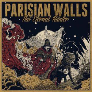 Parisian Walls - The Eternal Hunter cover art