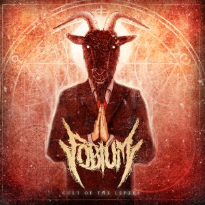 Fobium - Cult of the Lepers cover art