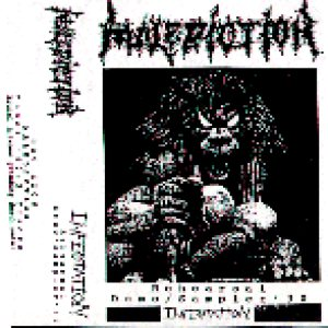 Malediction - Infestation cover art